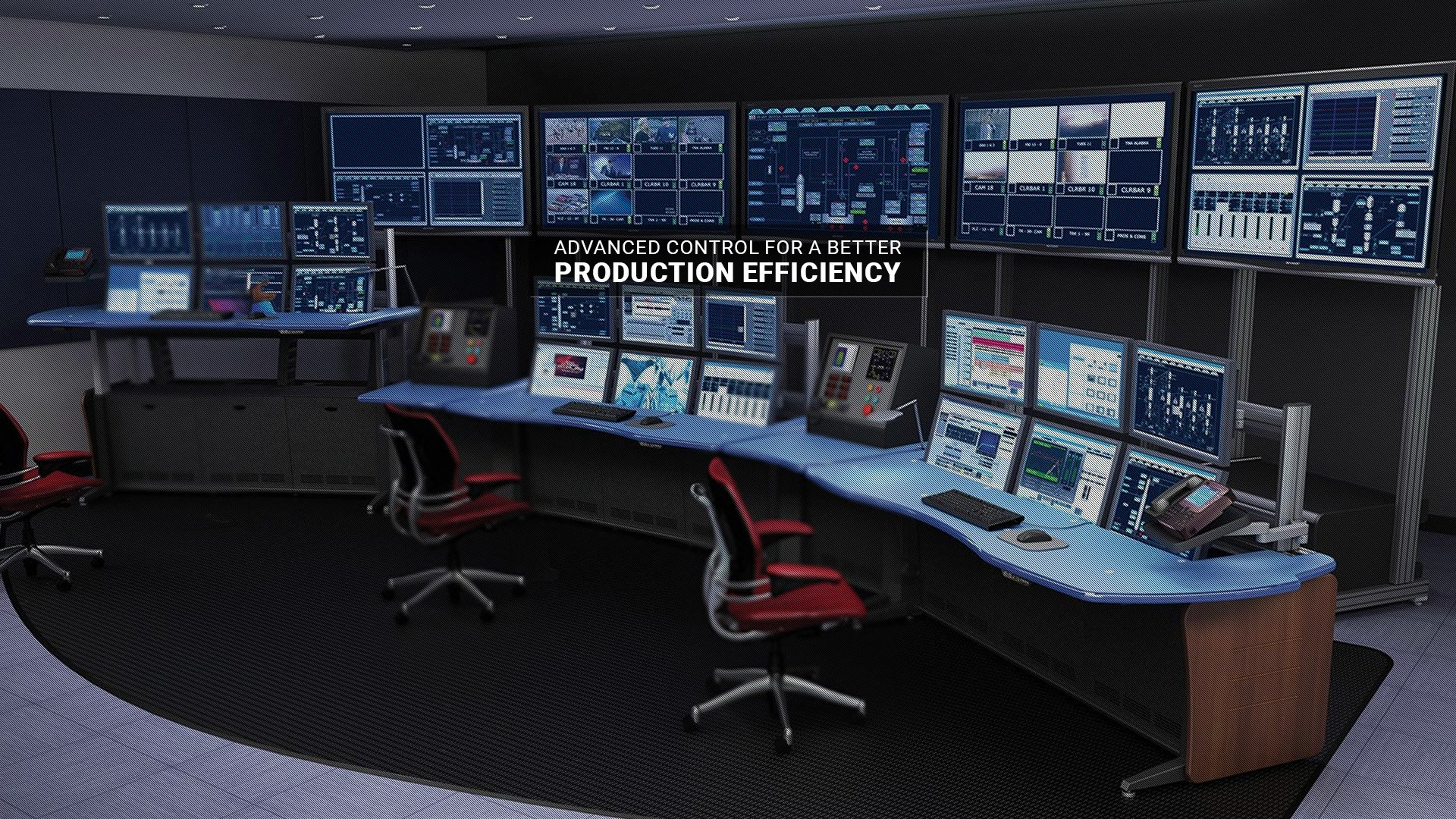 Advanced Control for a Better Production Efficiency